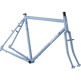 "Surly Long Haul Trucker Framekit 26"", blue suit of leisure"